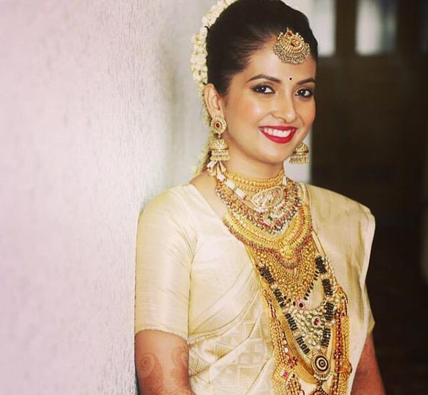 The Kerala Bridal Look