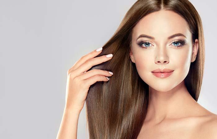 Oily Hair - What Causes Oily Hair
