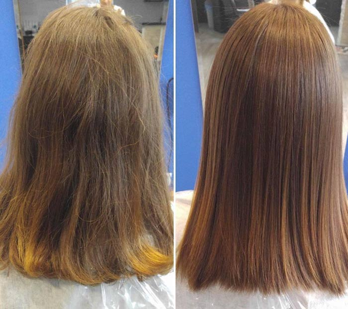 Smoothing Vs Hair Straightening