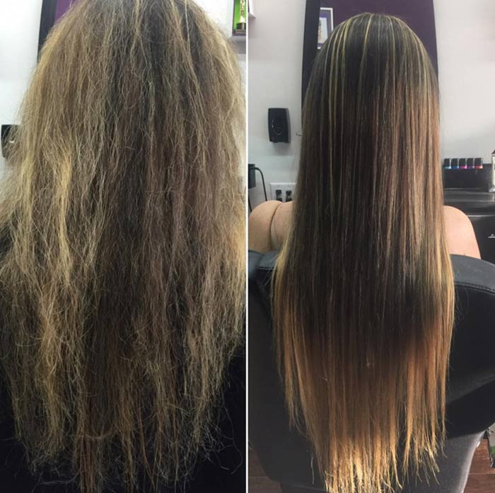 Hair Straightening Treatment Www Imgkid Com The Image