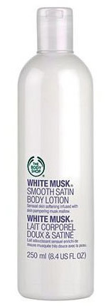 White Musk Smooth Satin Body Lotion - Dia Mirza's Beauty Secrets