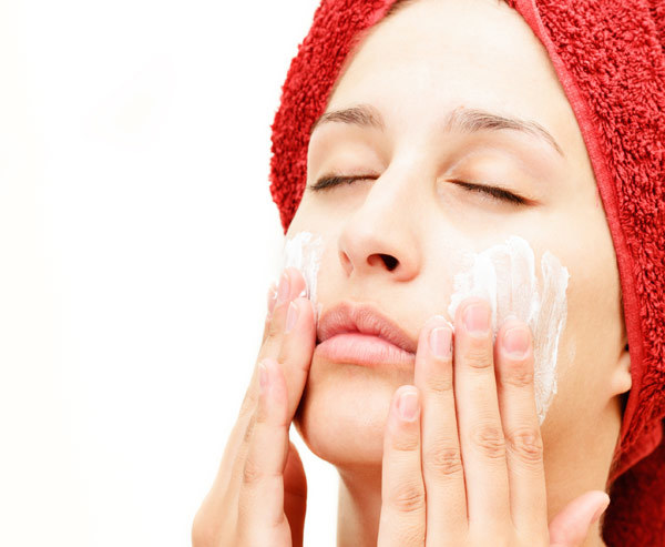 exfoliate beautiful skin