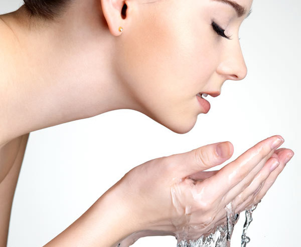 water benefits for skin