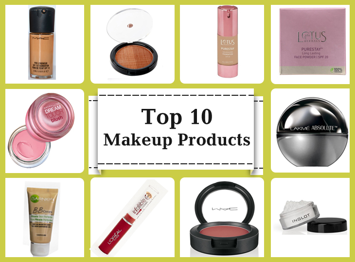 Best face makeup