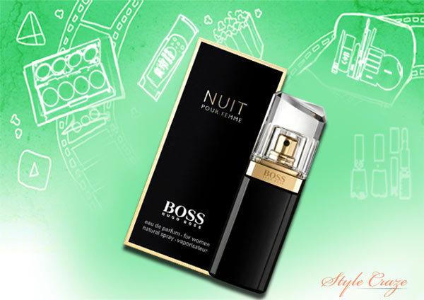 BOSS Nuit Pour Femme - Best Hugo Boss Perfume For Women