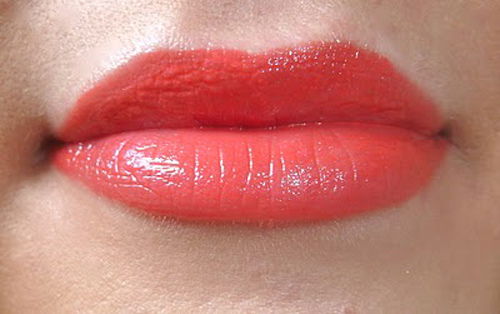 bourjois sweet kiss shine juicy tangerine