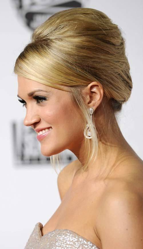 Updos For Short Hairstyles Latest Hairstyles