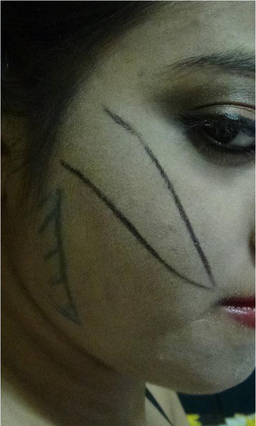 face shape for makeup