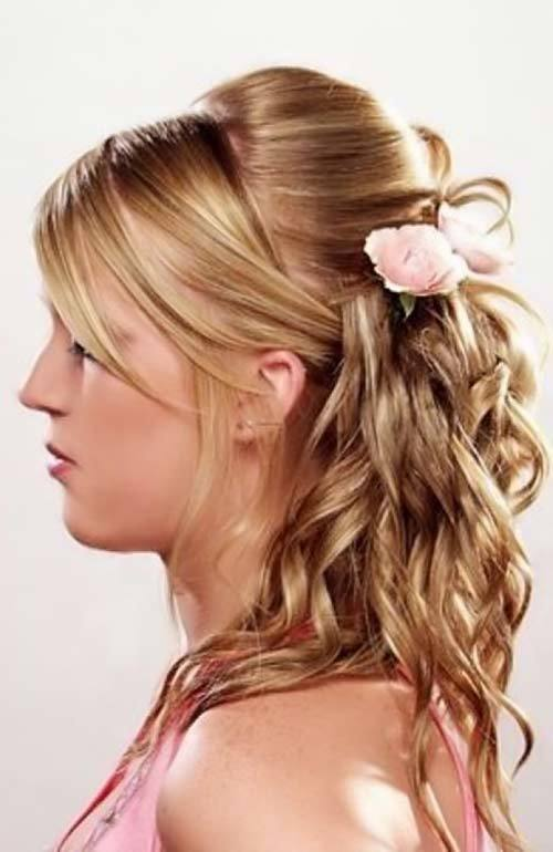 10 Gorgeous Short Updo Hairstyles | StyleCraze
