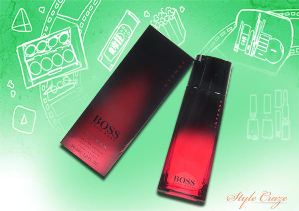 Boss Intense - Best Hugo Boss Perfume For Women