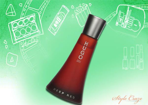 Hugo Boss Deep Red - Best Hugo Boss Perfume For Women