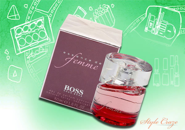 Hugo Boss Essence De Femme - Best Hugo Boss Perfume For Women