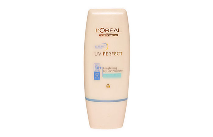 L'Oreal Paris Dermo Expertise UV Perfect Moisture Fresh Sunscreen - SPF 30
