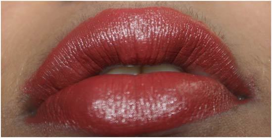 natural look lipstick