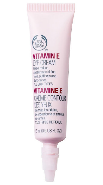 vitamin E eye cream