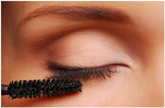 your lashes look for makeup