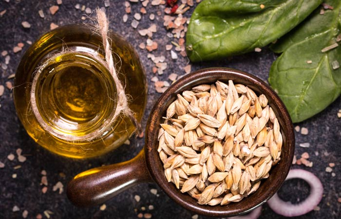 Benefits Of Wheat Germ Oil