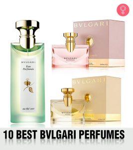 10 Best Bvlgari Perfumes