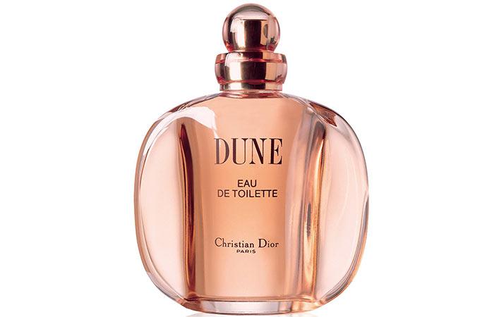 Best Dior Perfumes - Dune