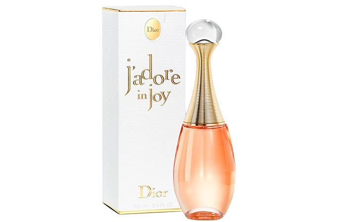 Best Dior Perfumes - J'adore In Joy