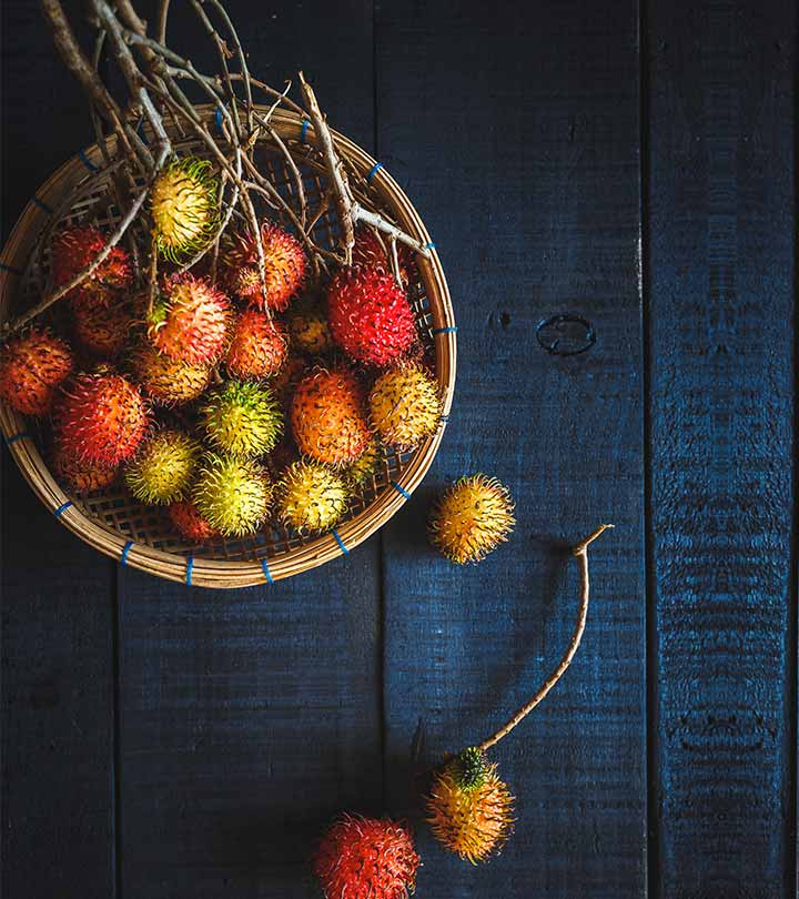 11 Amazing Health Benefits Of Rambutan