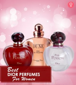 12 Best Dior Perfumes For Women