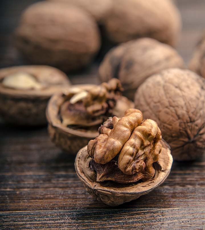 12 Incredible Benefits Of Walnuts