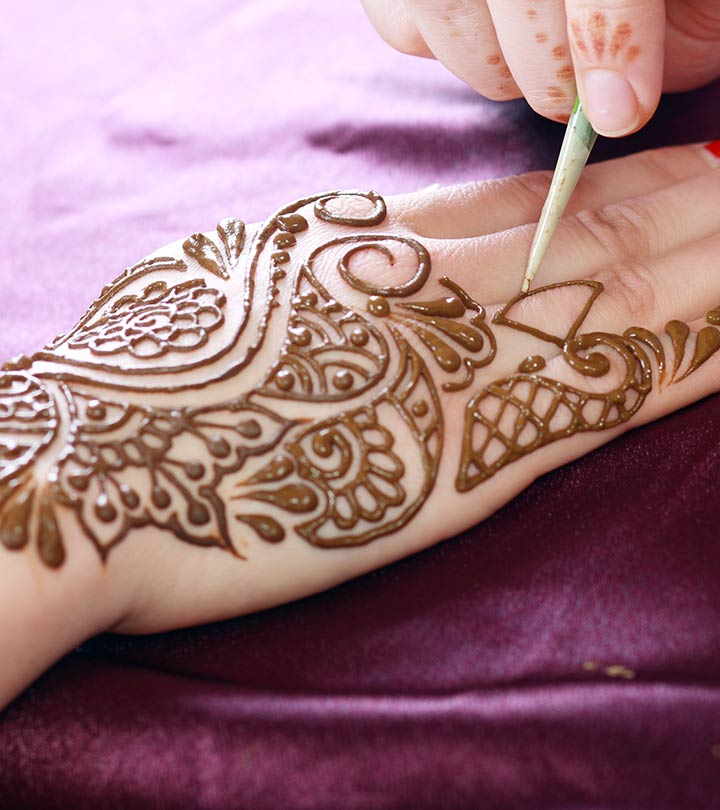e873def7da979 28 Easy And Simple Mehndi Designs That You Should Try In 2019