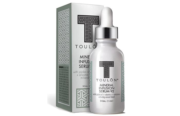 12. Anti Wrinkle Firming Serum For Face
