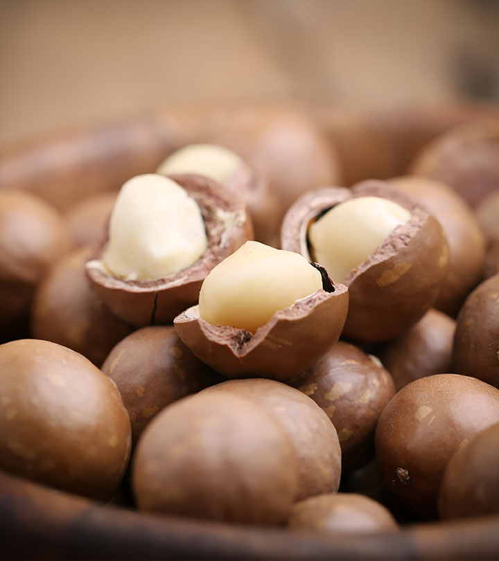 11 Amazing Health Benefits Of Macadamia Nuts