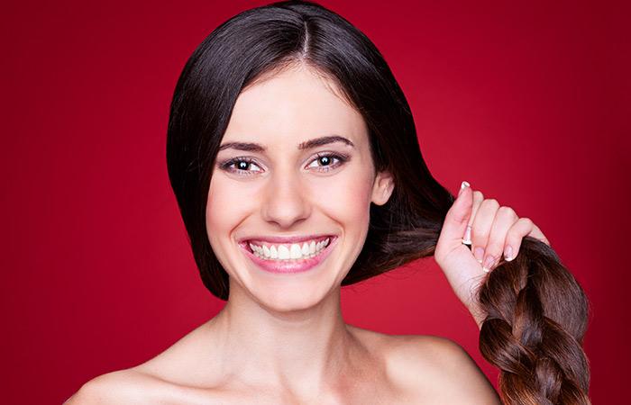 14. Strengthen Hair