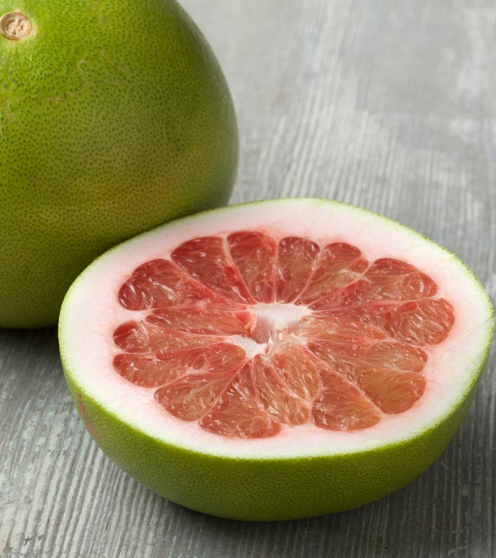 15 Amazing Health Benefits Of Pomelo Or Chakotra