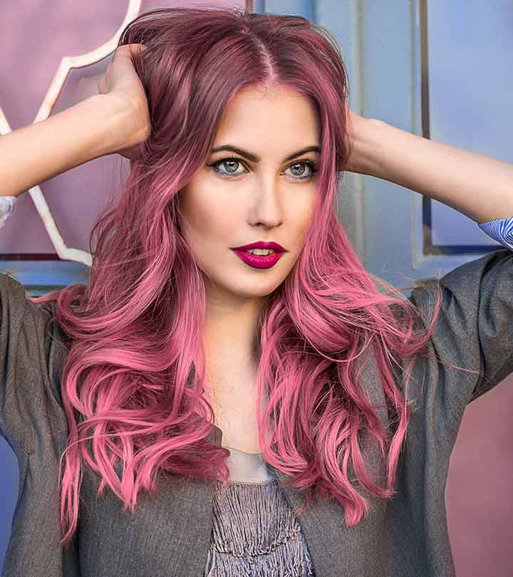 Tips For 8 Types Of Coloured Hair