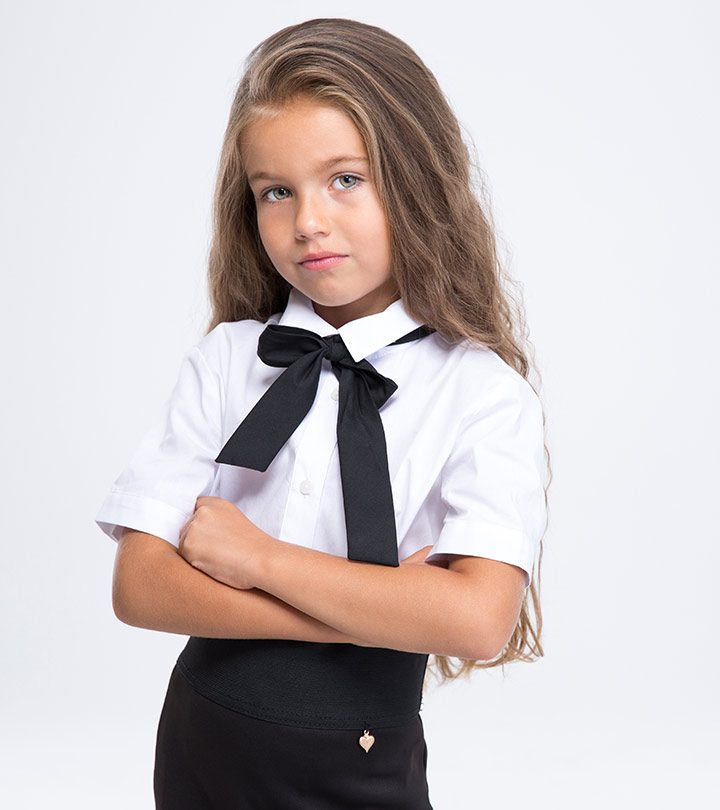 86cb0c4c094b 20 Adorable Hairstyles For School Girls