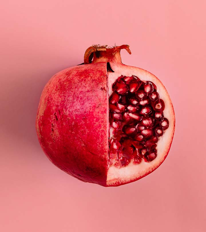 17 Incredible Benefits Of Pomegranates For Skin Hair And Health