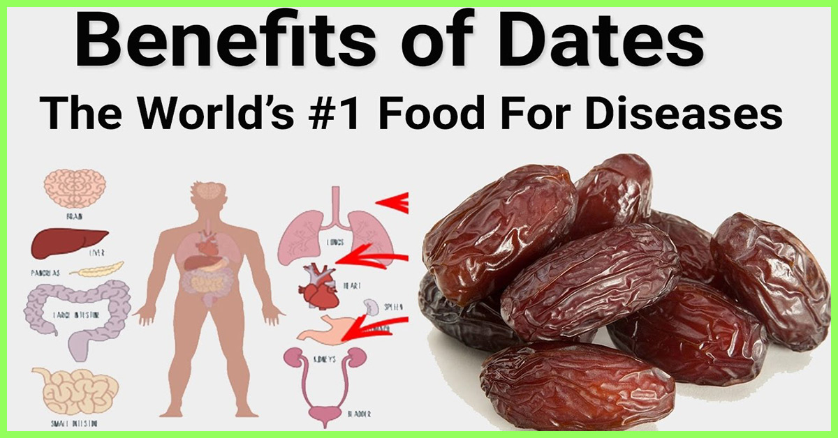 18 Evidence Based Health Benefits Of Dates