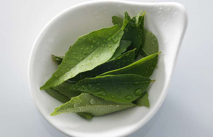 19. Curry Leaf For Hair Growth