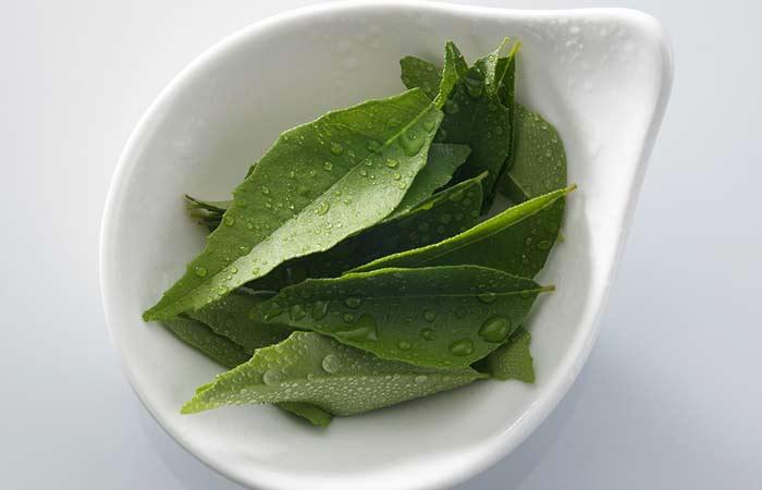 19. Curry Leaf For Hair Growth