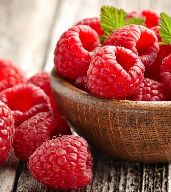 16 Impressive Benefits Of Raspberries For Skin Hair Health