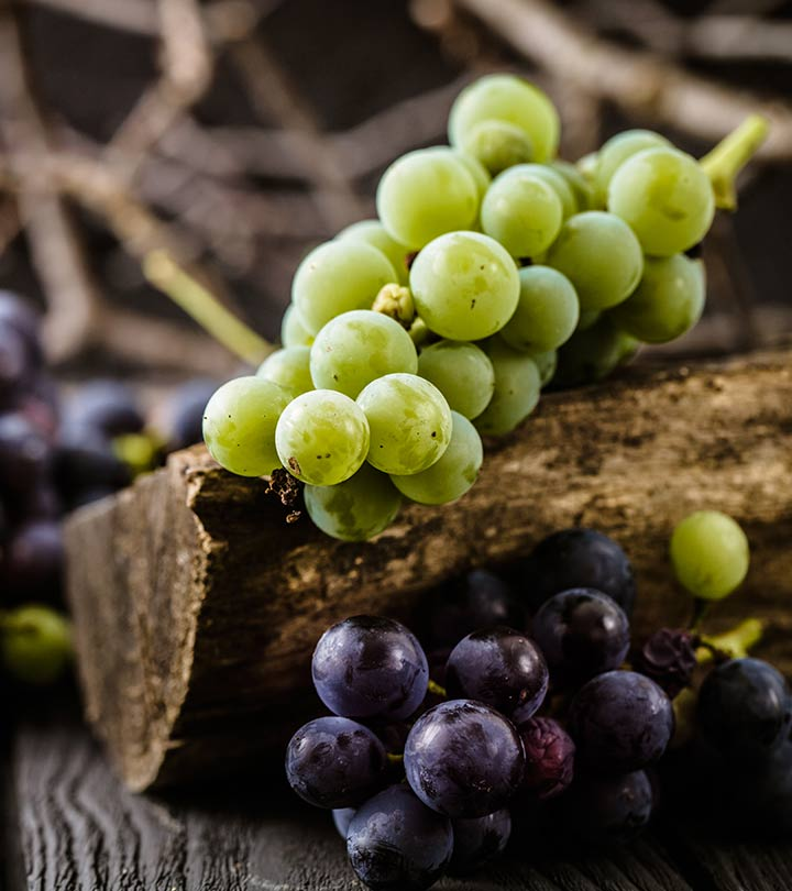 20 Benefits Of Grapes For Skin, Hair, And Health