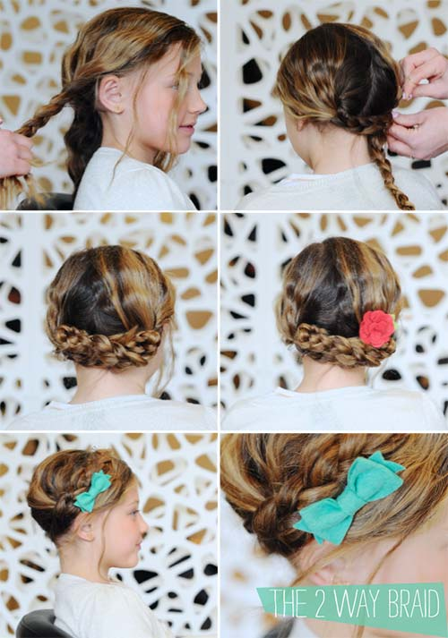 20. The 2 Way Braid