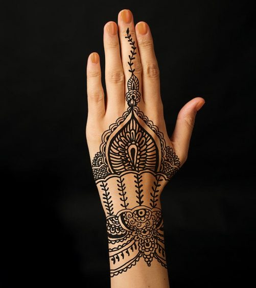 Best Black Mehndi Designs – Our Top 10