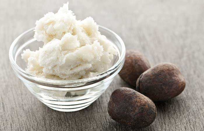 25. Raw Shea Butter For Hair Growth