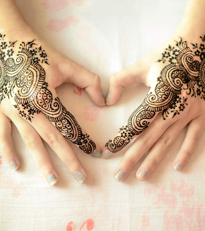 7d7fd8a10 36 Latest Mehendi Designs For Hands To Try Out In 2019