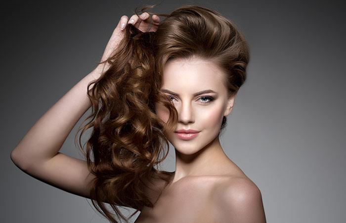 29. Enhances Hair Growth