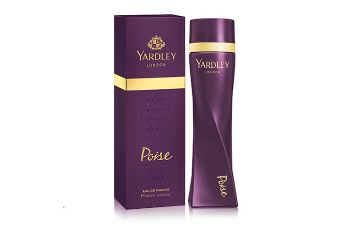 3. Poise By Yardley London Eau De Parfum