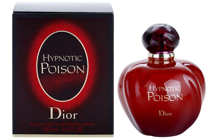 Best Dior Perfumes - Hypnotic Poison