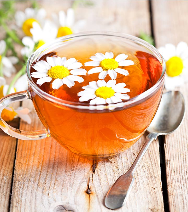 22 Amazing Benefits Of Chamomile Tea For Skin, Hair, And Health
