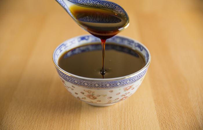 35. Blackstrap Molasses For Hair Growth