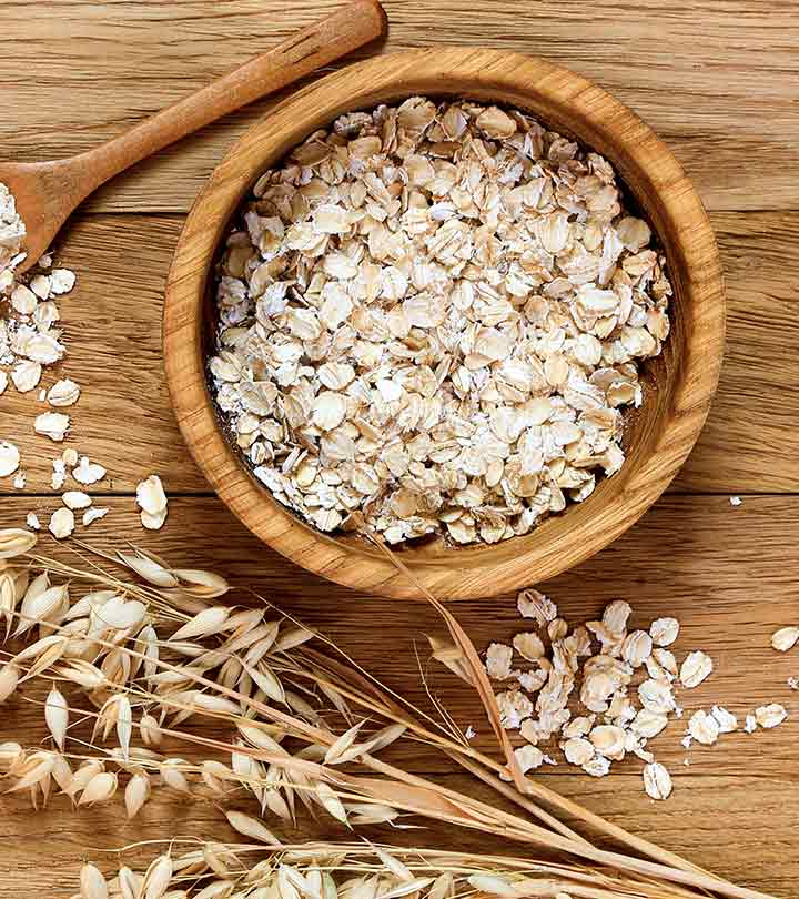 22 Best Benefits Of Oats For Skin, Hair, And Health